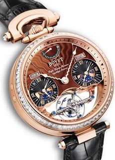 Bovet Amadeo Fleurier 46 Rising Star